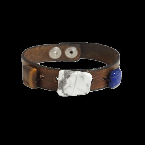 Мужской браслет «Защита и Интуиция» Totem