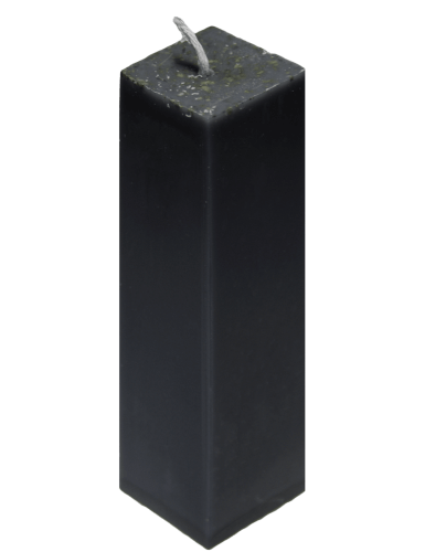 Черная свеча Totem