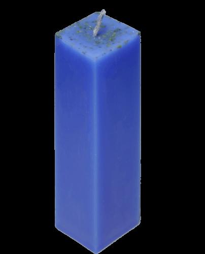 Синяя свеча Totem