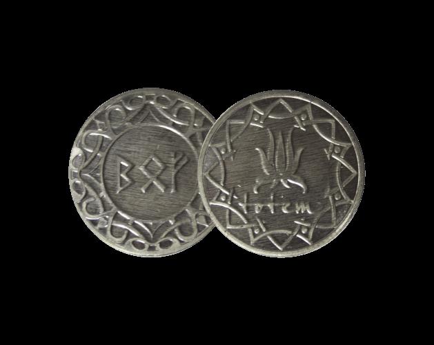 Монеты Totem