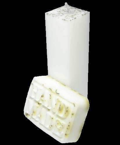 Белый набор Totem